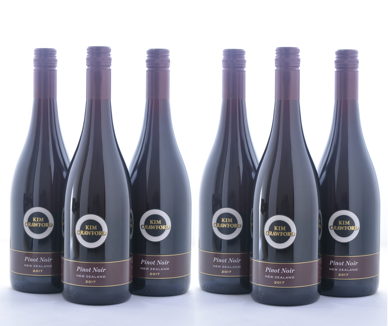 Groupon Kim Crawford Pinot Noir Wine - 6 Pack - Wine on Sale