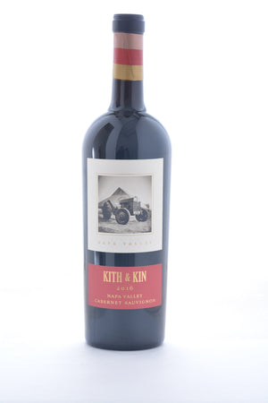 Round Pond Kith and Kin Cabernet Sauvignon 2016 - 750 ML - Wine on Sale