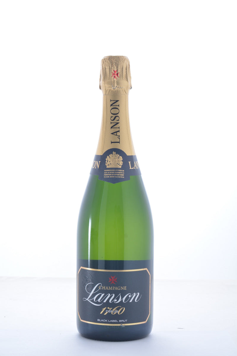 Lanson Black Label Brut - 750 ML - Wine on Sale