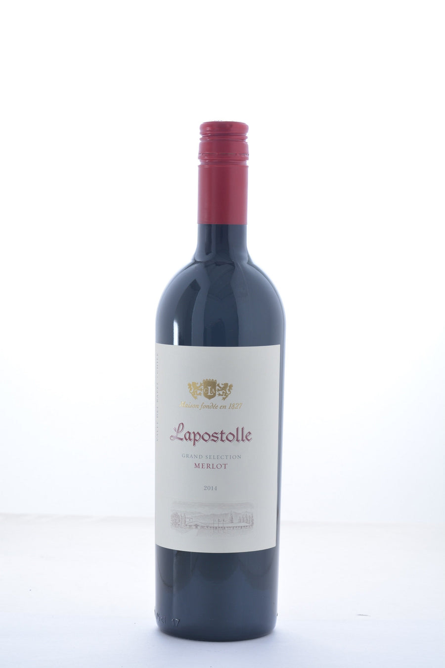 Lapostolle Casa Grand Selection Merlot 2014 - 750 ML - Wine on Sale