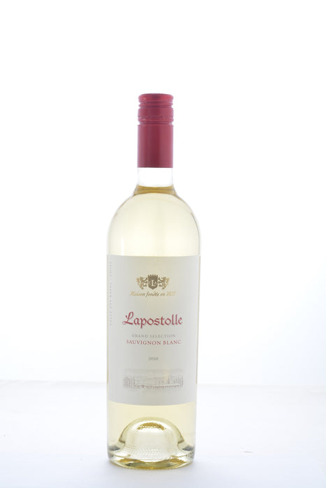 Lapostolle Casa Grand Selection Sauvignon Blanc 2016 - 750 ML - Wine on Sale