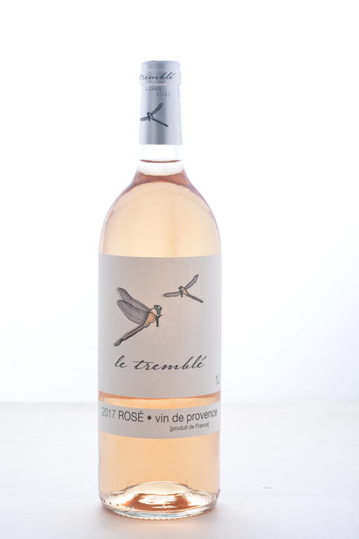 Le Tremble Vin de Provence Rose 2017 - 1L - Wine on Sale