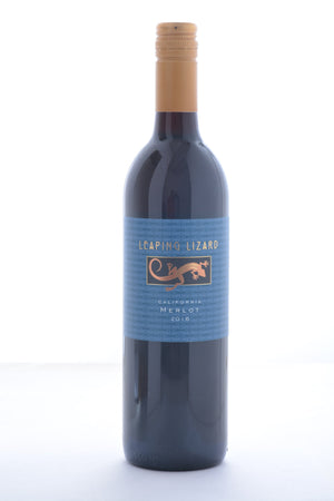 Leaping Lizard Merlot 2016 - 750 ML - Wine on Sale