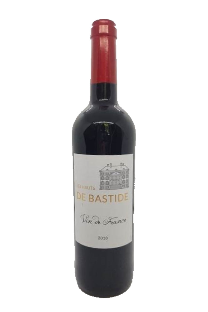Les Hauts de Bastide Red Blend 2018 - 750 ML