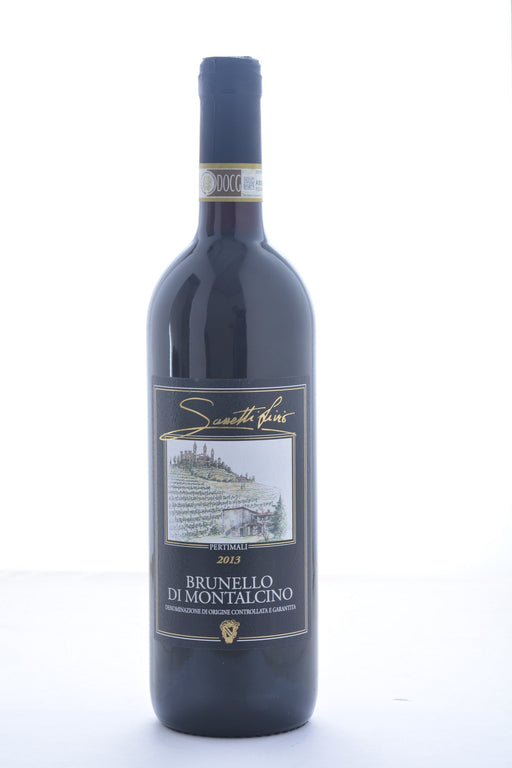 Livio Sassetti Brunello di Montalcino Pertimali 2013 - 750 ML - Wine on Sale