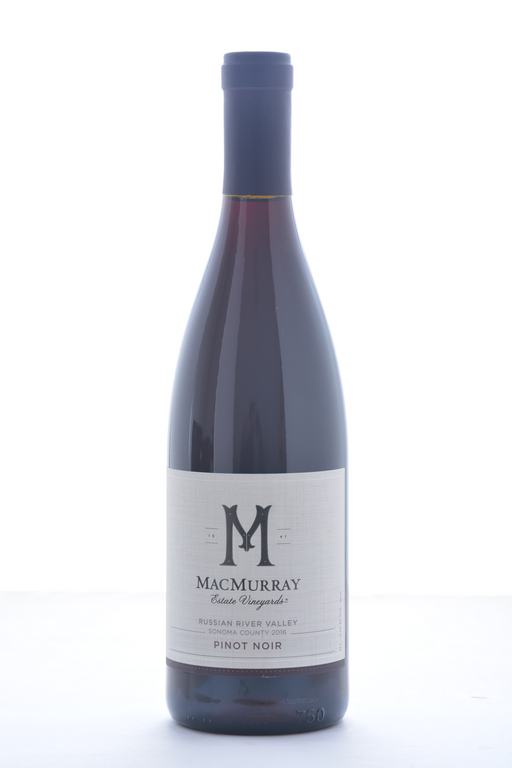 MacMurray Estate Russian River Pinot Noir 2016 - 750 ML - Wine on Sale