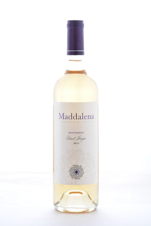 Maddalena Vineyards Pinot Grigio 2015 - 750 ML - Wine on Sale