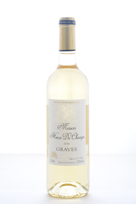 Maison Henri-Du Champs Graves 2016 - 750 ML - Wine on Sale