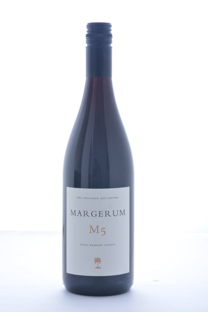Margerum M5 Red Blend 2016 - 750 ML - Wine on Sale