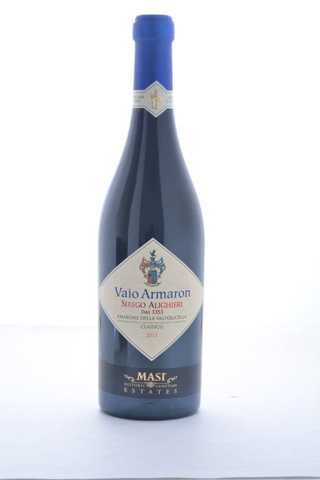 Masi Serego Vaio Armaron Classico 2012 - 750 ML - Wine on Sale