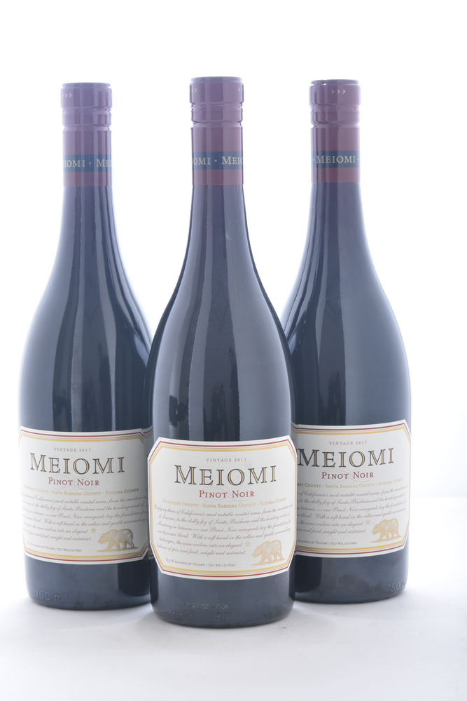 Groupon Meiomi Pinot Noir Wine - 3 Pack - Wine on Sale