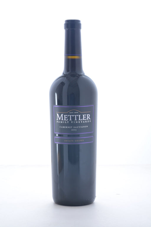Mettler Family Vineyards Cabernet Sauvignon 2016 - 750 ML - Wine on Sale