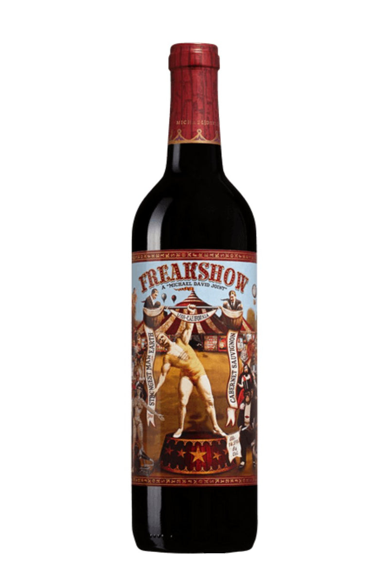 Michael David Winery Freakshow Cabernet Sauvignon 2016 - 750 ML