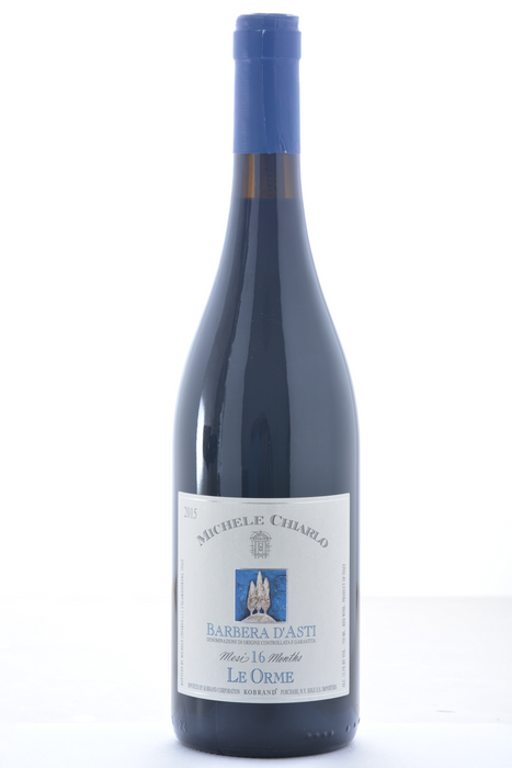 Michele Chiarlo Le Orme Barbera d'Asti 2015 - 750 ML - Wine on Sale