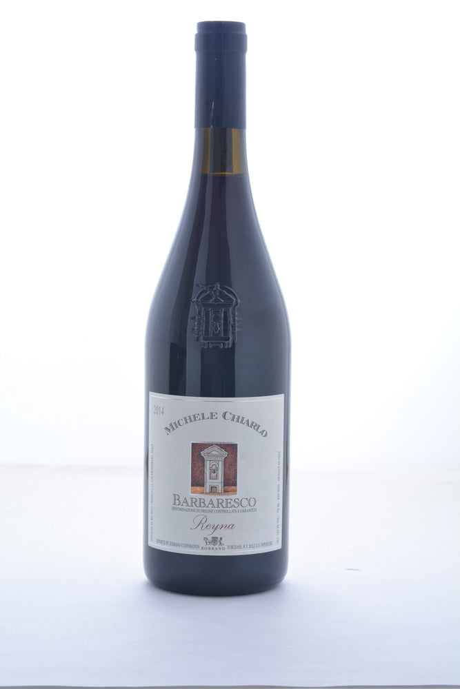 Michele Chiarlo Reyna Barbaresco 2014 - 750 ML - Wine on Sale