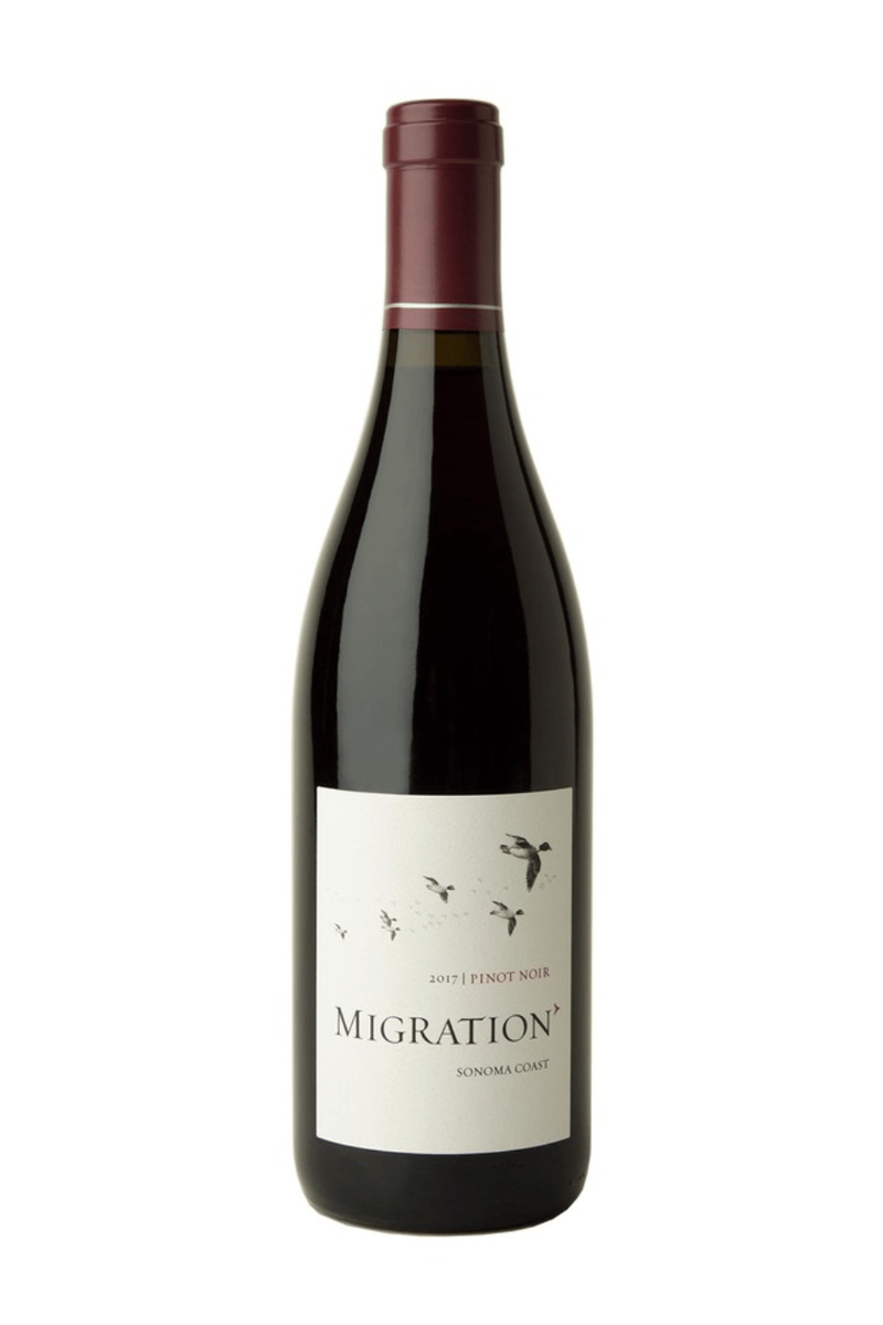 Migration Sonoma Coast Pinot Noir 2018 - 750 ML