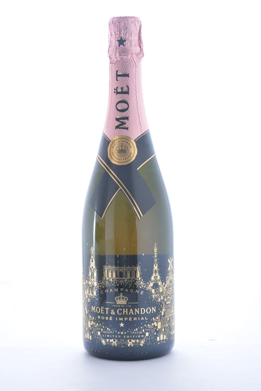 Moet & Chandon Rose Imperial Limited Edition Brut Champagne - 750 ML - Wine on Sale