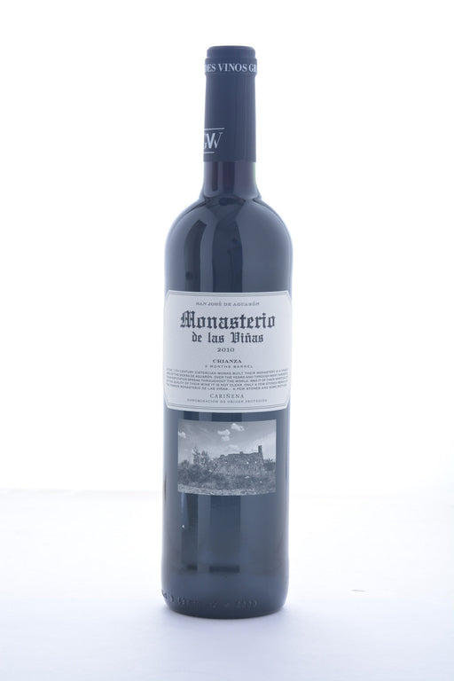 Monasterio de las Vinas Crianza Red Blend 2010 - 750 ML - Wine on Sale