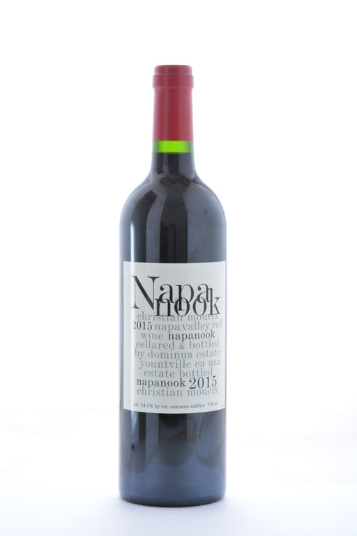 Dominus Napanook Vineyard Bordeaux 2015 - 750 ML - Wine on Sale