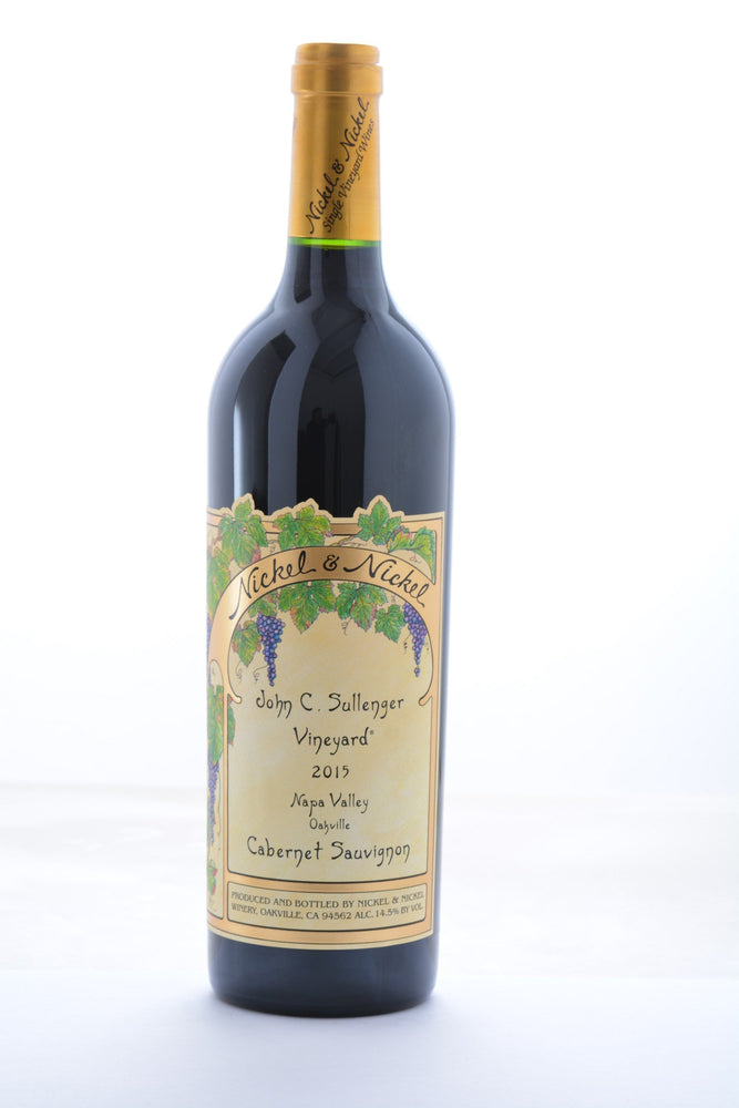 Nickel & Nickel John C. Sullenger Vineyard Cabernet Sauvignon 2015 - Wine on Sale