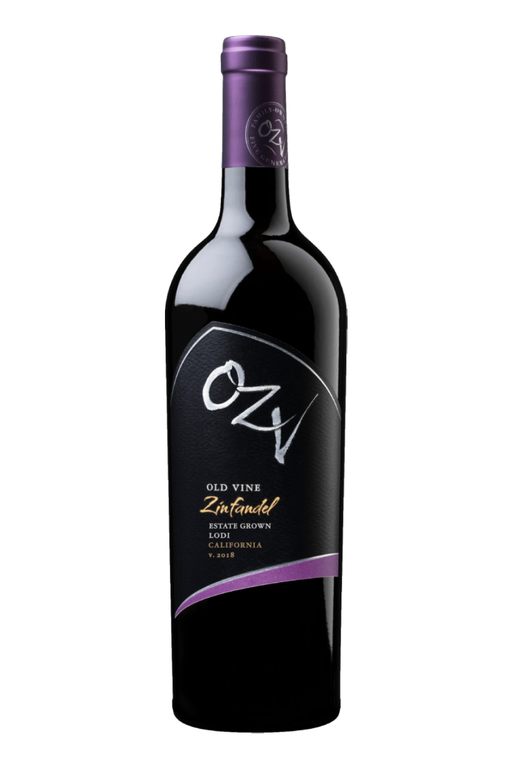 OZV Old Vine Zinfandel 2018 - 750 ML - Wine on Sale