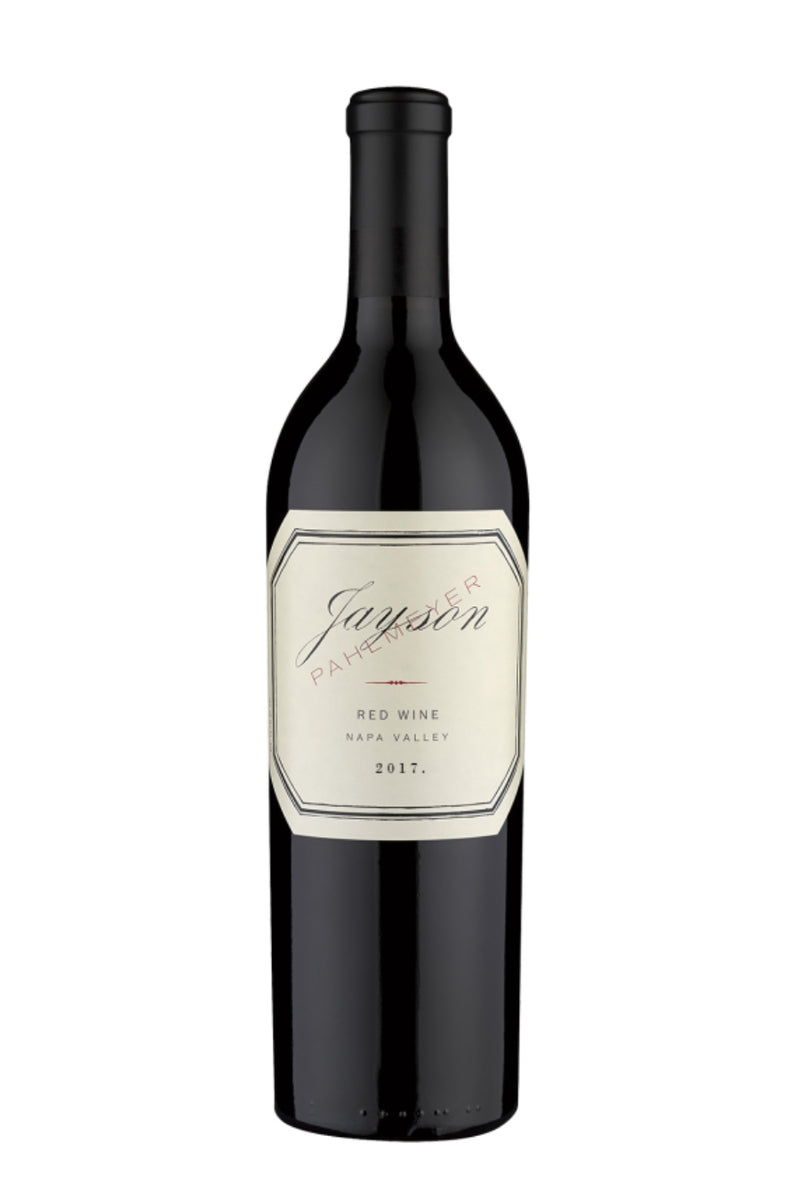 Pahlmeyer Jayson Red Wine 2017 - 750 ML
