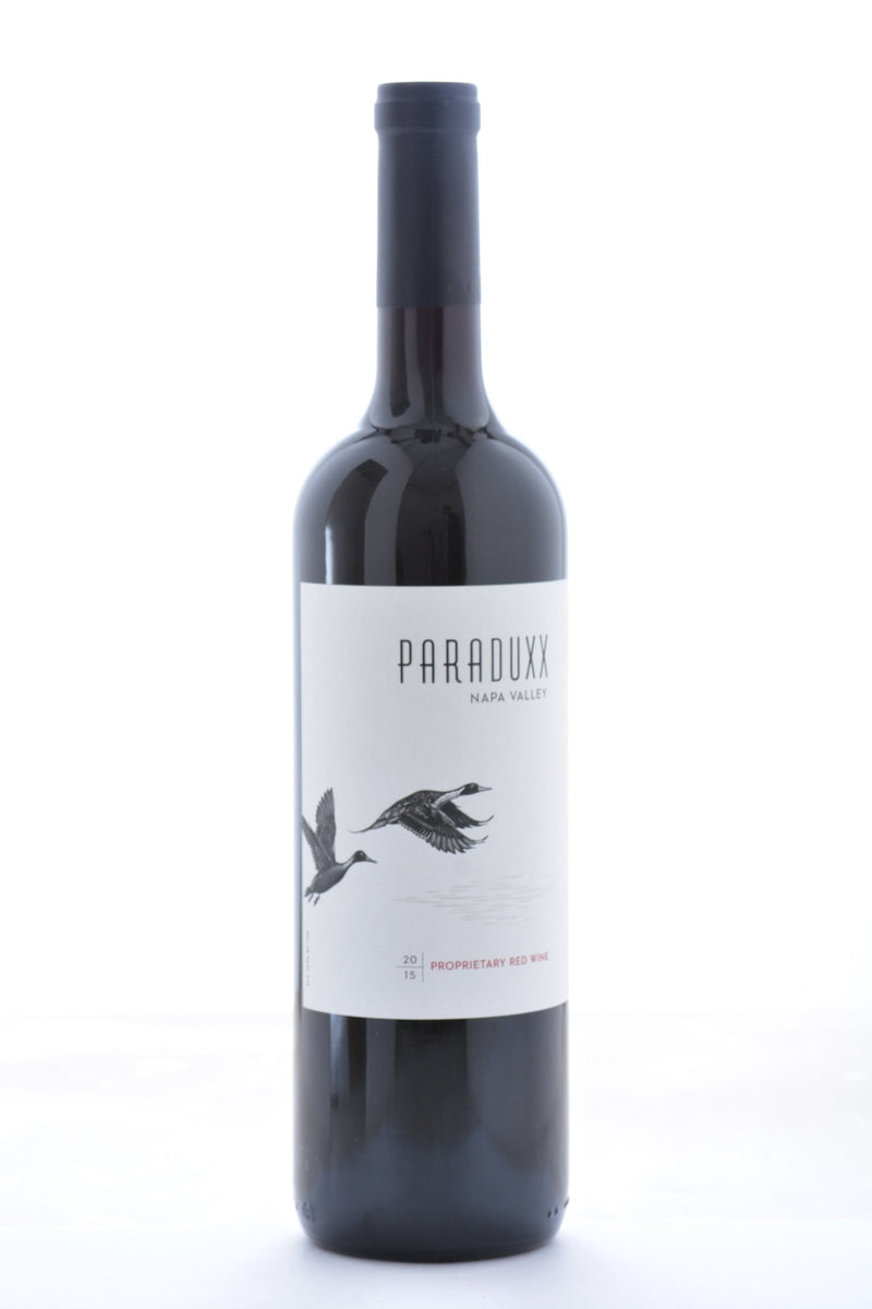 Paraduxx Proprietary Red Blend 2015 - 750 ML - Wine on Sale