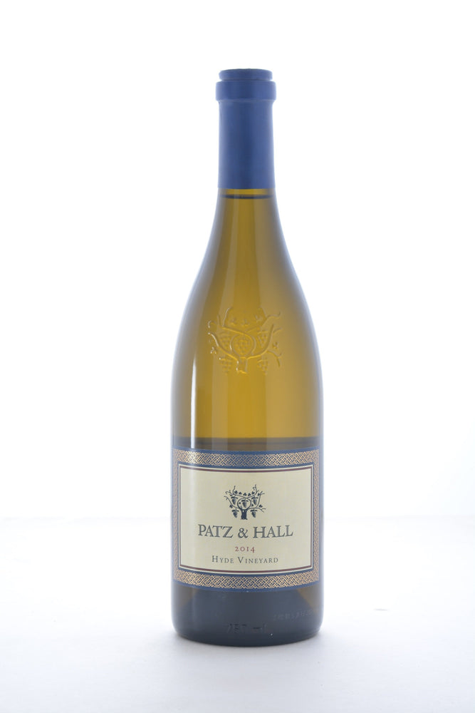 Patz & Hall Hyde Vineyard Chardonnay 2014 - 750 ML - Wine on Sale
