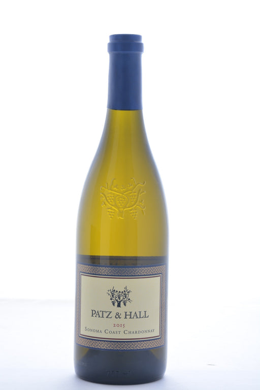 Patz & Hall Chardonnay Sonoma Coast 2015 - 750 ML - Wine on Sale
