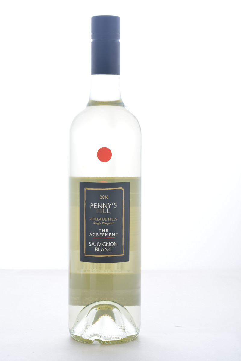Penny's Hill The Agreement Sauvignon Blanc 2016 - 750 ML - Wine on Sale