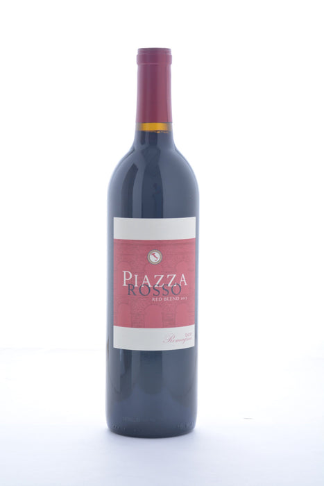 Piazza Rosso Red Blend 2017 - 750 ML - Wine on Sale