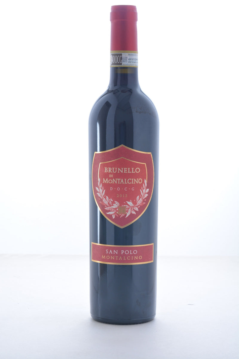 Poggio San Polo Brunello di Montalcino 2013 - 750 ML - Wine on Sale