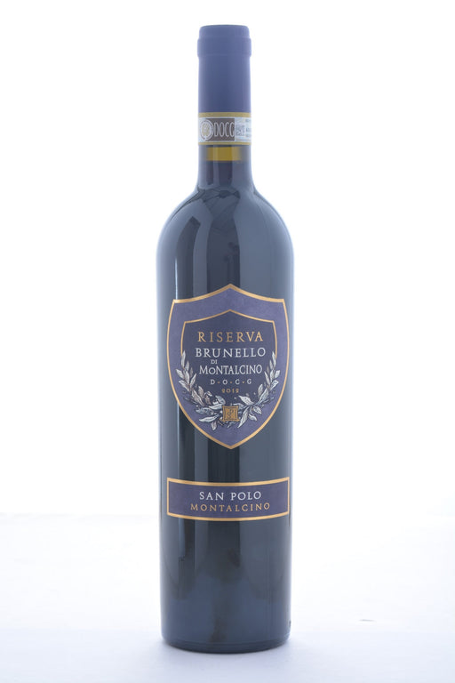 Poggio San Polo Brunello di Montalcino Riserva 2012 - 750 ML - Wine on Sale