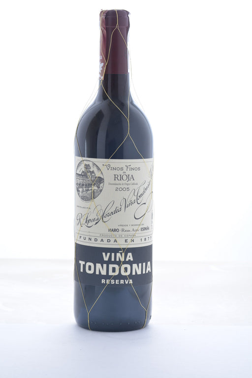 R. Lopez de Heredia Rioja Vina Tondonia Reserva 2005 - 750 ML - Wine on Sale