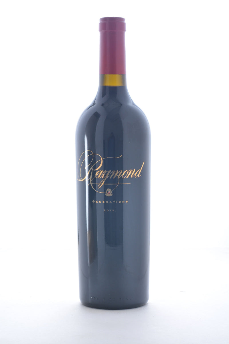 Raymond Generations Cabernet Sauvignon 2014 - 750 ML - Wine on Sale
