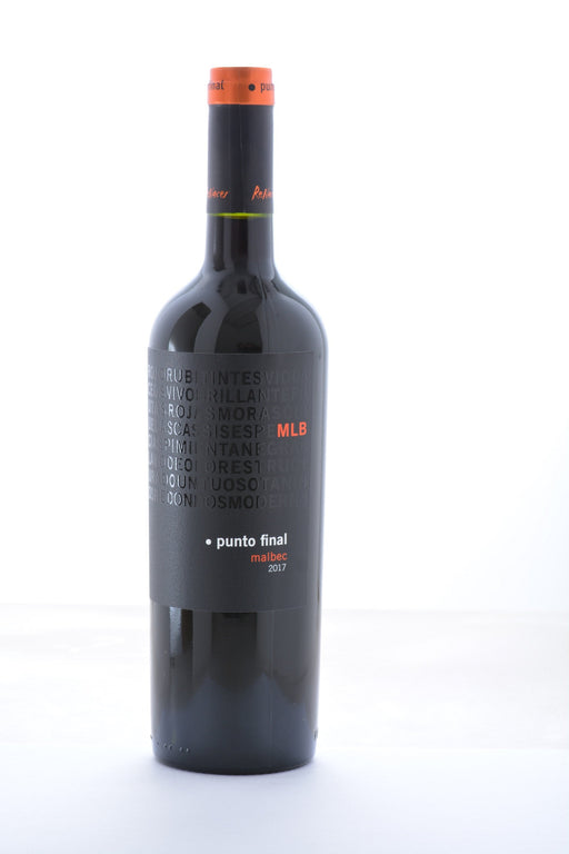 Renacer Punto Final Malbec (Classico) 2017 - 750ML - Wine on Sale