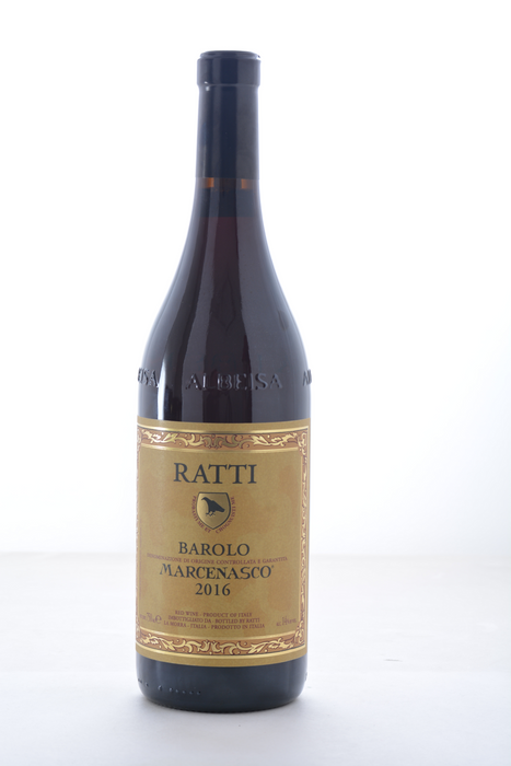 Renato Ratti Marcenasco Barolo Wine 2016 - 750 ML - Wine on Sale