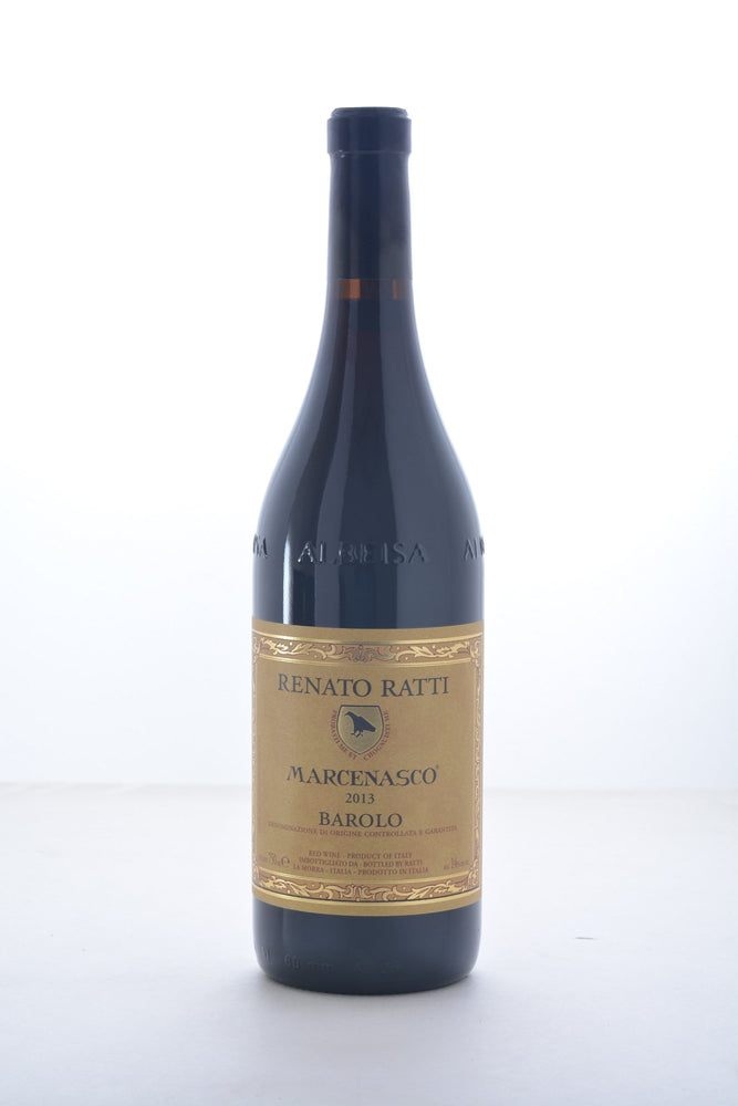 Renato Ratti Marcenasco Barolo 2013 - 750 ML - Wine on Sale
