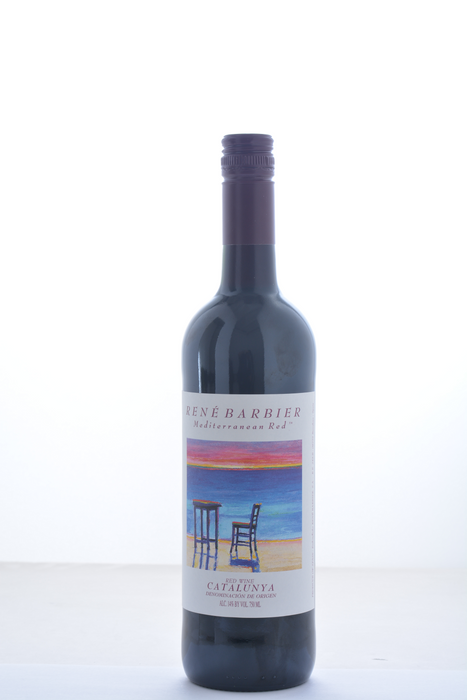 Rene Barbier Mediterranean Red - 750 ML - Wine on Sale
