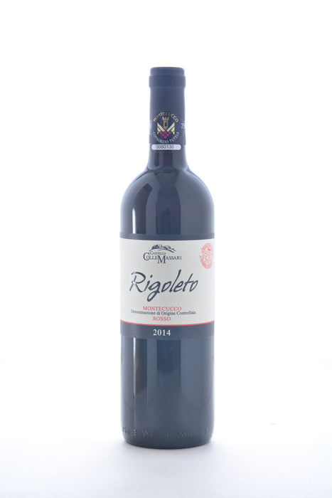 ColleMassari Montecucco Rigoleto Red Blend 2014 - 750 ML - Wine on Sale