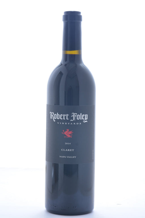 Robert Foley Claret Bordeaux Red Blend 2014 - 750 ML - Wine on Sale