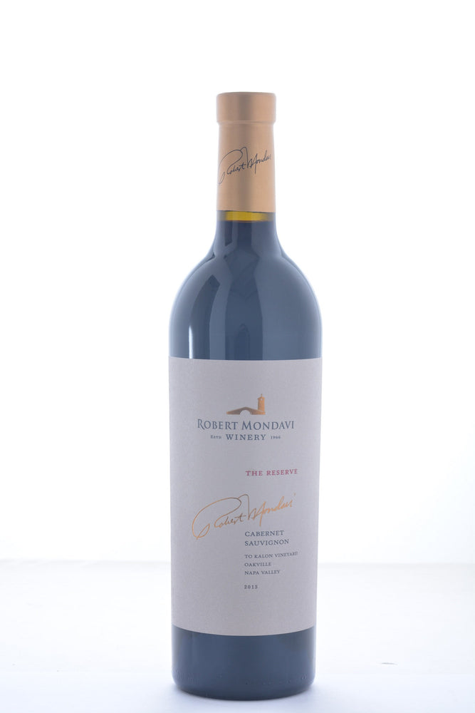 Robert Mondavi To Kalon Vineyard Reserve Cabernet Sauvignon 2015 - 750 ML - Wine on Sale