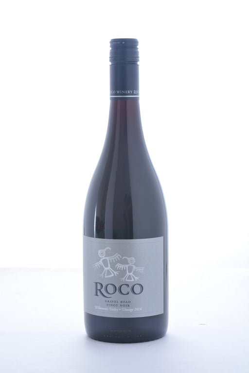 Roco Pinot Noir Gravel Road 2016 - 750 ML - Wine on Sale