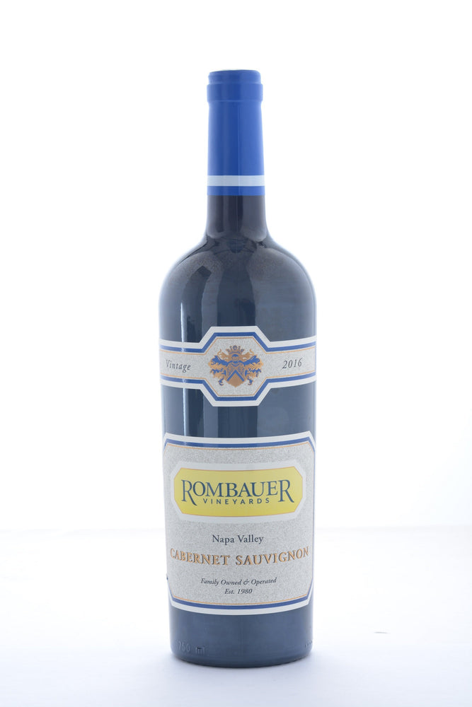 Rombauer Cabernet Sauvignon 2016 - 750 ML - Wine on Sale