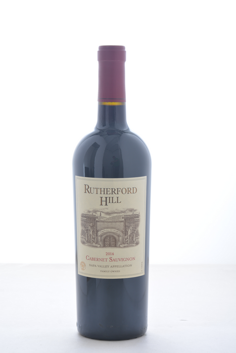 Rutherford Hill Cabernet Sauvignon 2014 - 750 ML - Wine on Sale