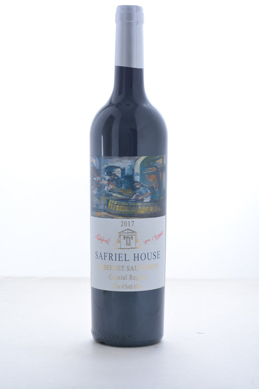 Safriel House Cabernet Sauvignon 2017 - 750 ML - Wine on Sale