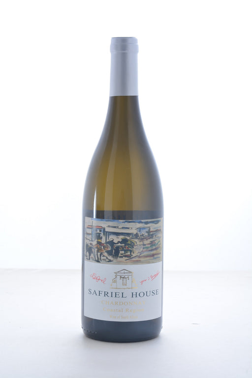 Safriel House Chardonnay 2016 - 750 ML - Wine on Sale