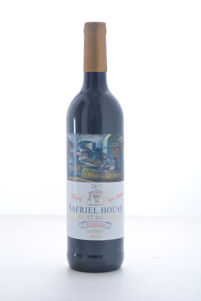 Safriel House Cabernet Sauvignon Reserve 2017 - 750 ML - Wine on Sale