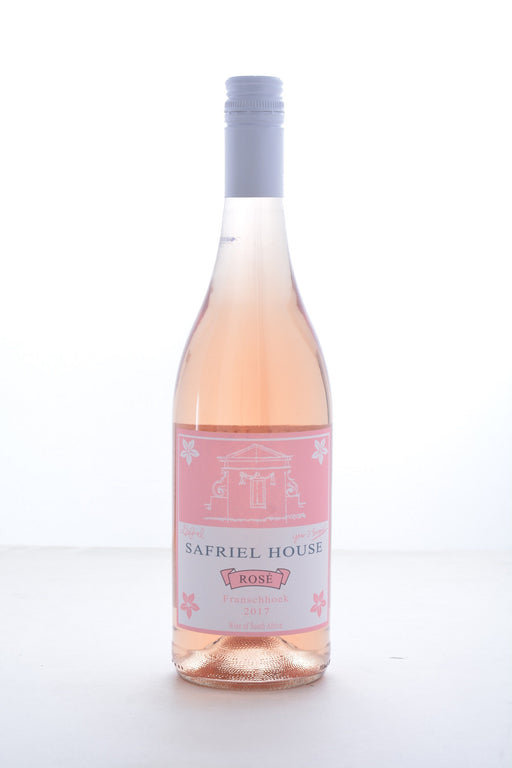 Safriel House Rose 2017 - 750 ML - Wine on Sale