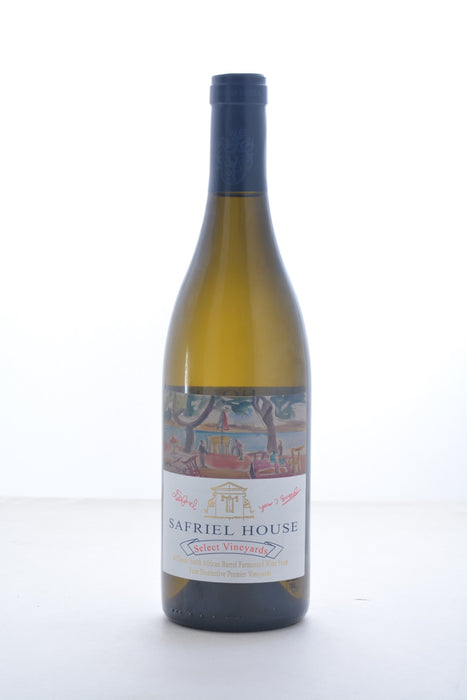 Safriel House White Blend 2015 - 750 ML - Wine on Sale